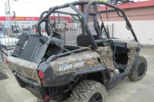 2012 Can-am Commander 1000 XT Side by Side Salvage UTV Parts