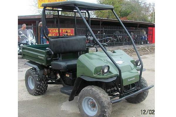 Kawasaki Mule Replacement Seat