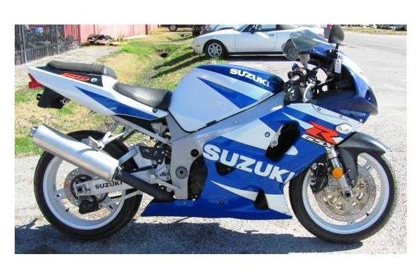2001 suzuki gsxr750 used motorcycle parts salvage